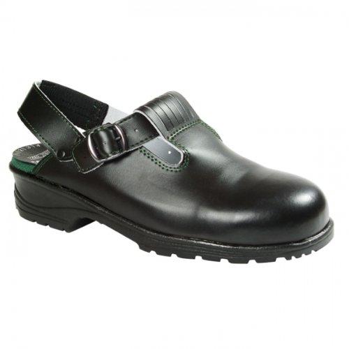 Ejendals 1792–45Größe 114,3cm 4.544,1cm Sicherheit Schuhe–Schwarz