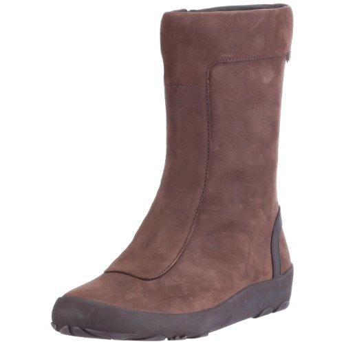 CAMPER, Charco Mädchen Stiefel 90113-002, Nubukleder EU 34 braun (Antilope Kenia/Toll Kenia)