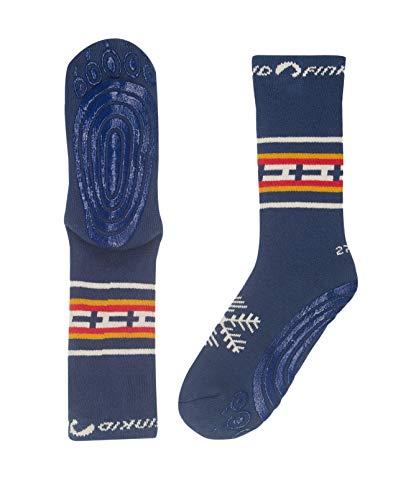 Finkid Tapsut Blau, Kinder Socken, Größe 27-30 - Farbe Denim Roots