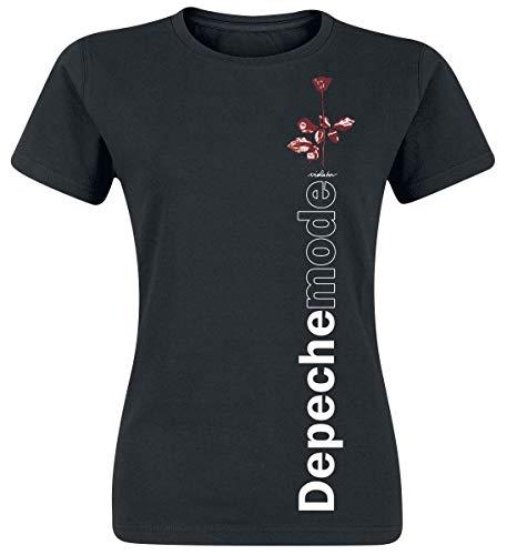 Depeche Mode Violator Side Rose T-Shirt schwarz M