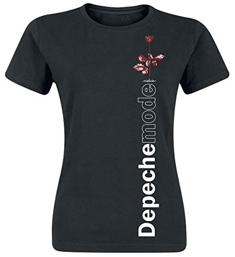 Depeche Mode Violator Side Rose T-Shirt schwarz M