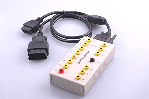 16 Pin OBD 2 II Pinout Breakout Box merkonafhankelijk XXLTECH