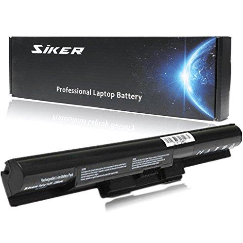 SIKER® Nueva BPS35 batería del ordenador portátil para SONY VAIO Serie Fit 14E 15E Serie VGP-BPS35A Svf14215sc Svf15216sc Svf15218sc