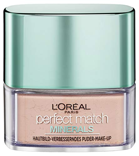 L'Oréal Paris Perfect Match Minerals Vanille 2R/2C, 10 ml