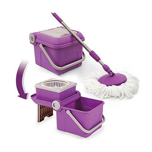 Forty4 presenta: SPIN-TASTIC! Mop è l'intelligente lavapavimenti con doppio sistema spin a 360°, nuovo