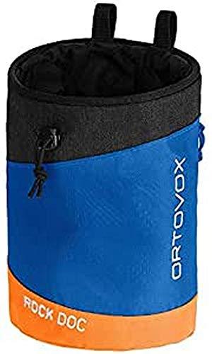ORTOVOX Unisex– Erwachsene Rock Doc Erste-Hilfe-Set, Safety Blue, 12 x 12 x 19 cm