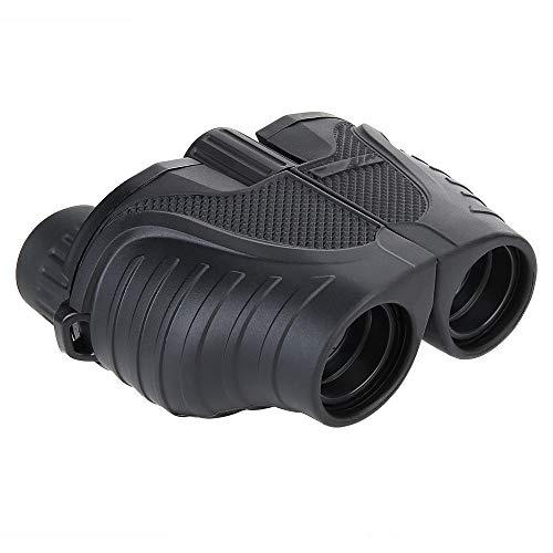 LZXLZX Mini Telescoop Verrekijker, 10 keer 50-1000 Meter Effectief, Bak4 Prism Porro Systeem Oplossing toegepast, voor Outlanding of Sight-Seeing Doel- Zwart