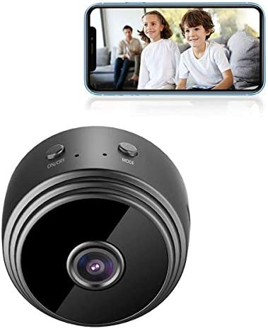 Mini Hidden Camera Spy Cam WiFi Small Wireless Full HD 1080P Video Camera with Night Vision product image