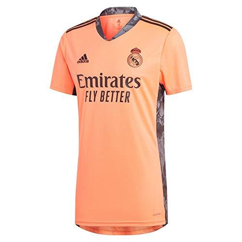 adidas Madrid Temporada 2020/21 Real A GK JSY Camiseta Portero Segunda equipación, Unisex, Art 2, XS