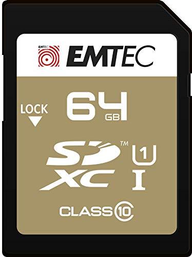 Emtec SDXC 64GB UHS1 U1 EliteGold
