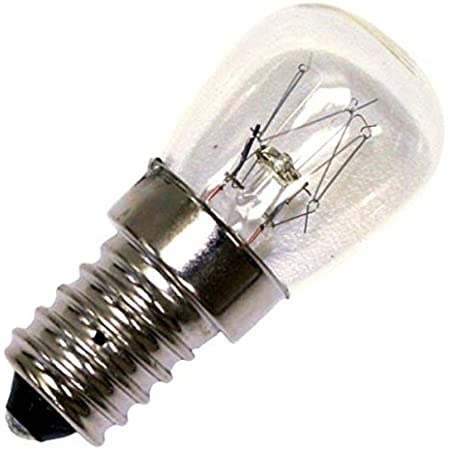 Pygmy Light Bulb Lamp for Stoves Oven Cooker SES 15W 25W