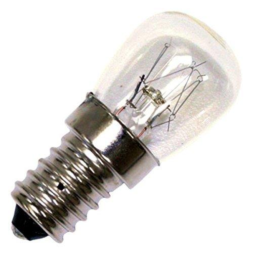 D & M 25W Ofen Lampe 300o Grad E14SES Pygmy Glühbirne, 240V für Baumatic