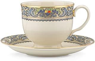 Lenox 116890230 Autumn Teacup and Saucer Set