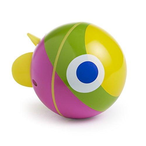 Munchkin Spinball Fish Bath Toy, Pink