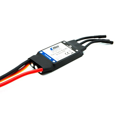 E-flite 70-Amp Switch Mode BEC Brushless ESC with EC3, EFLA1070