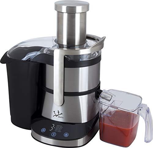 Jata LI1049 Licuadora Electrónica con 4 Funciones para Todo Tipo de Frutas y Vegetales Panel de mandos Táctil Cuerpo y Filtro de Acero Inox Base Antideslizante