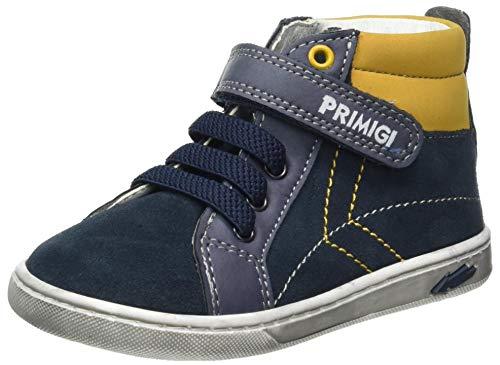 PRIMIGI Baby Jungen PLK 64035 First Walker Shoe, Navy/Blue,25 EU