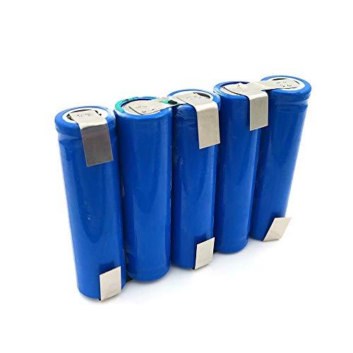 3000mAh para el paquete de baterías de iones de litio de 18 V florabest BP09Li-180 FLBA18A1 Cortasetos Cortacésped