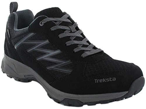 Treksta 19003M0088,5 - Zapatilla Running Goretex Bolt - Hombre Color: Black - Talla: 8,5
