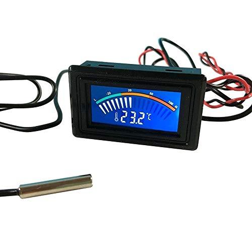 Módulo de sensor de temperatura, 0.28 pulgadas, termómetro