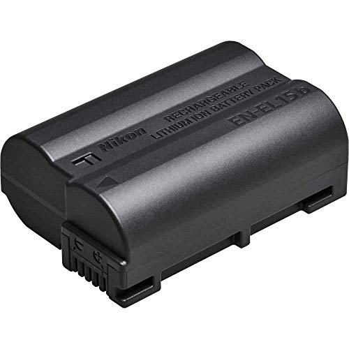 Nikon EN-EL15b Camera/Camcorder Battery Lithium-Ion (Li-Ion) - Camera/Camcorder Batteries (Lithium-Ion (Li-Ion), Kamera, Nikon, Z 7, Z 6, Schwarz, 1 Stück(e))