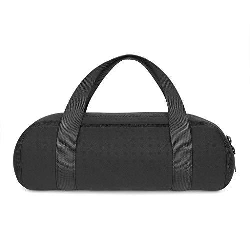 QERMULA Newest Eva Portable Hard Carrying Travel Case Borse per -JBL charge5 Custodia per Altoparlanti Bluetooth Wireless Custodia Nera