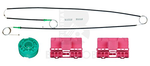 DROMEDARY 8D0837461 Fensterheber Vorne Links Elektrisch ohne Motor 4//5 T/ürig A4 8D2 B5 A4 Avant 8D5 B5