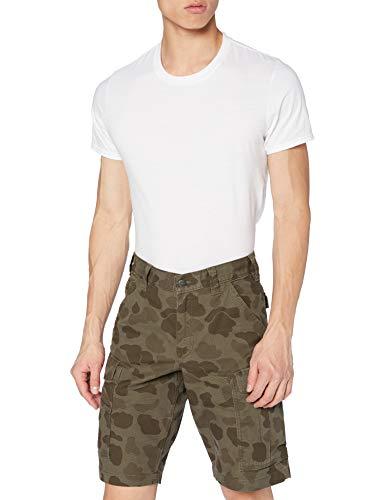 Carhartt Rigby Rugged Cargo Short Pantalones Cortos para Hombre