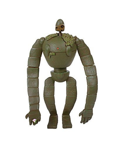 エンスカイ 23ピース クムクムパズル 天空の城ラピュタ 園丁ロボット