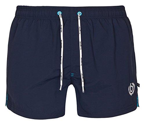 bugatti® - moderne Herren Badeshort, marineblau in Größe M