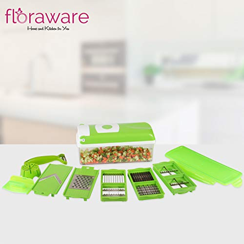 Floraware Multi Fruit and Vegetable Cutter Kitchen...