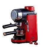 NXYJD KFJDQDL Inicio Máquina de café, Semi-automática máquina de café de casa pequeña máquina de Espresso Espuma de Leche
