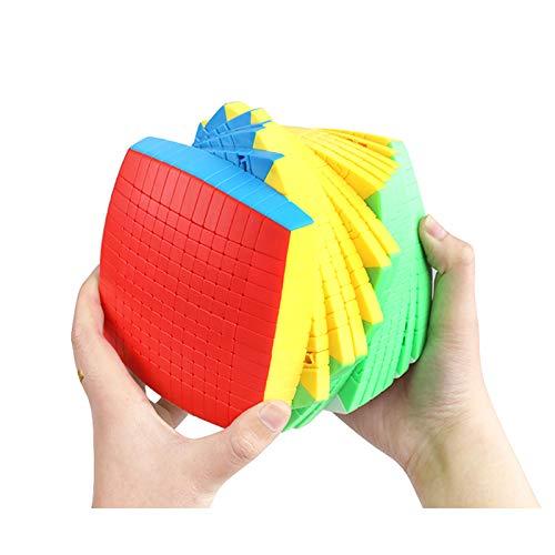 YYBF Infinity Cube Toy, Rompecabezas Cube 3D, Rompecabezas 3D De Alta Dificultad, Este Es Un Desafío Difícil, Cubos Mágicos para Niños Y Adultos Regalo,13×13 Speed Cube