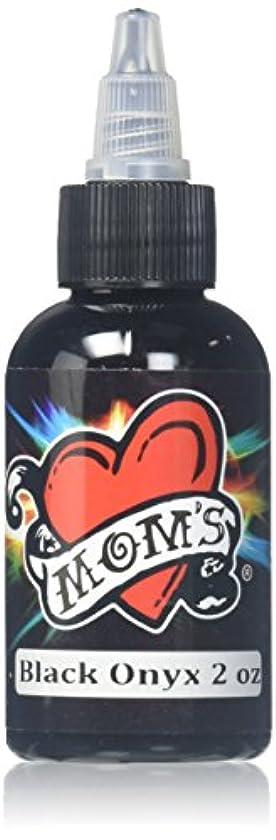 MOM'S Tattoo Ink - Black Onyx (2 Oz.)