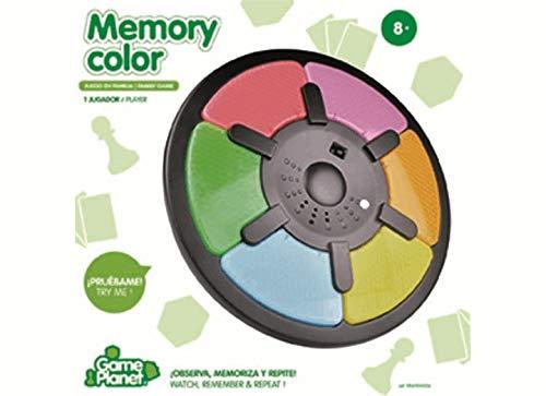 Game Planet Memory Colour