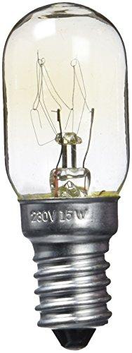 Maurer – lampe à incandescence pour fours, E14 15 Watts