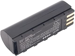 CameronSino Replacement Battery for Symbol Barcode Scanner DS3478, DS3578, DSS3478