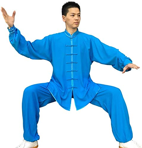 Tai Chi Kleidung Herren, Tai Chi Uniform Frauen Männer International Kung Fu...