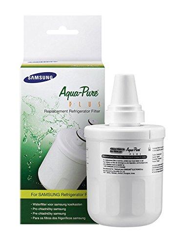 Samsung 1 x ORIGINAL DA29-00003F, HAFIN1 / EXP, DA97-06317A-B Aqua Pure PLUS Ice & Filtre à eau Cartouche pour adapter Samsung style américain Side-by-Side Réfrigérateur