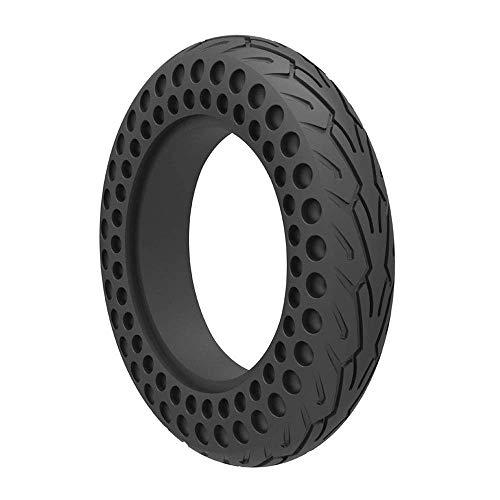 JQCHY Neumáticos de Scooter eléctrico, neumáticos de 10 Pulgadas a Prueba de explosiones, Resistentes al Desgaste y no neumáticos, utilizados para reemplazar los neumáticos de Scooter/Coche de equ