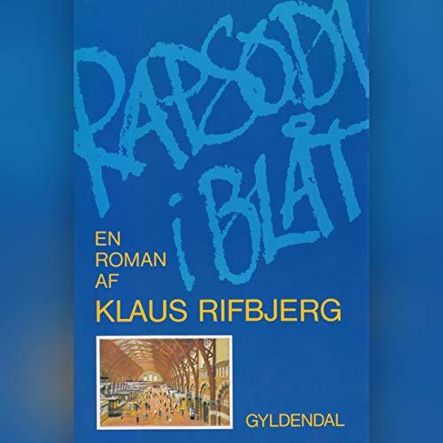 Rapsodi i blåt cover art