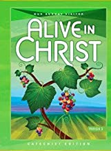 Our Sunday Visitor Alive in Christ - Grade 3 Catechist Edition