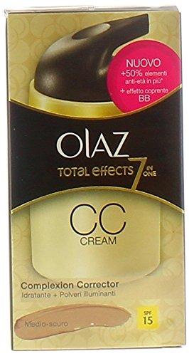 OLAZ Tot.effects cc cream medio/scuro - Gesichtscremes und masken