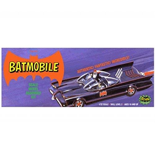 プラッツ 1/32 バットマン クラシック バットモービル (パープルボックス) プラモデル POL933