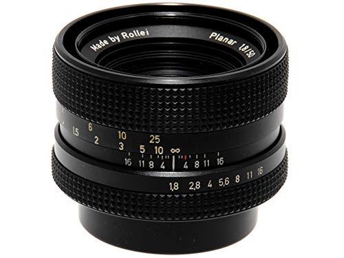 Objetivo Rollei HFT Planar 50 mm f1,8 para cámaras Rolleiflex 35 mm. Zeiss.