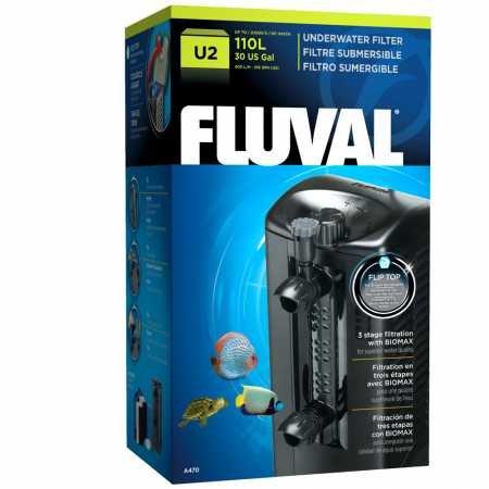 Fluval Filtro Interno U2, 110 L