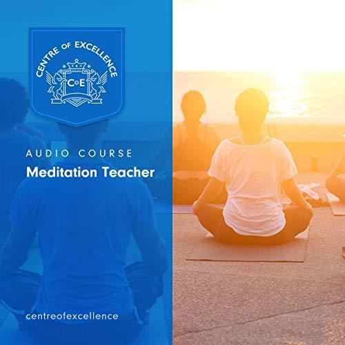 Meditation Teacher Audio Course cover art
