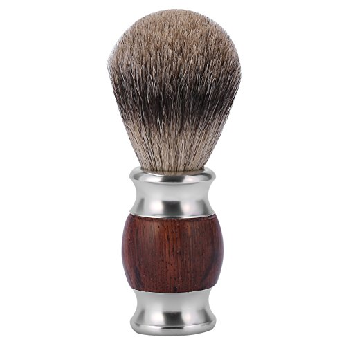 Manuelles Rasierset für Männer mit Borsten Rasierset für Männer zum Rasieren für den Ehemann Geschenk für das Rasierreinigungswerkzeug für den Salongriff