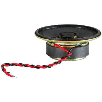 Factory Buyouts 2  Round Frame Mini Speaker 16 Ohm