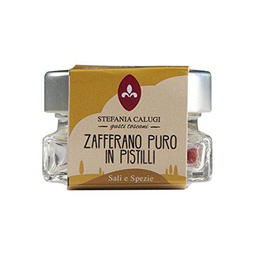 Calugi Zafferano Puro in Pistilli - 0,25 g